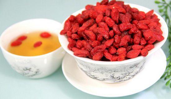 как заварить ягоды годжи