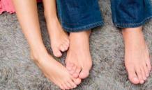 Лечение грибка между пальцами ног и рук