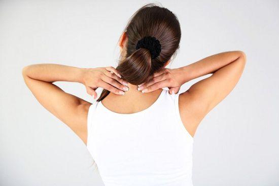 Лечение отложения соли на шее