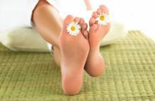 Лечение трещины стопы