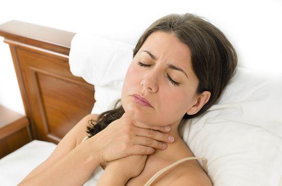 Причины и лечение слизи в горле