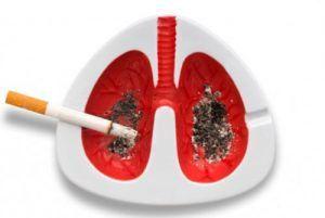 Сколько нужно курить, чтобы получить рак легких