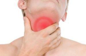 Рак горла: лечение и симптомы