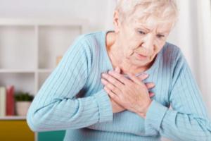 Микроинфаркт симптомы первые признаки у женщин