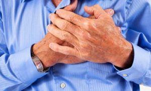 Боли в сердце при ВСД