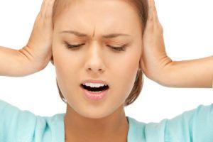 Шум в ушах при ВСД