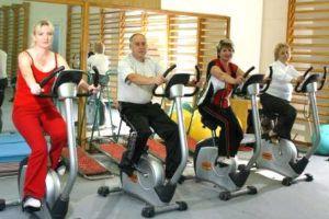 Физические упражнения при ишемии сердца