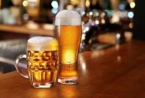 Как пиво влияет на показатели АД?