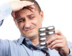 Таблетки при головной боли при повышенном давлении (список)