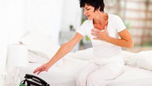 Одышка после инфаркта