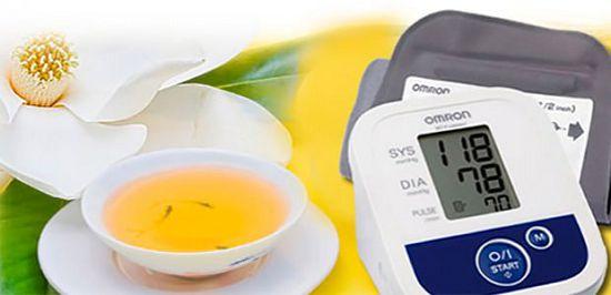 какой чай понижает холестерин