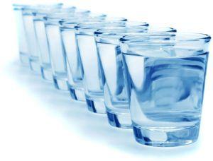 При гипертонии сколько пить воды
