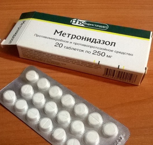Секс во время приема метронидазола
