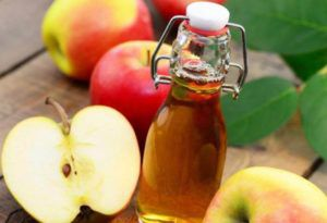 Яблочный уксус от повышенного давления