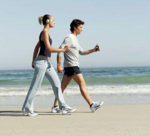 При ходьбе повышается давление