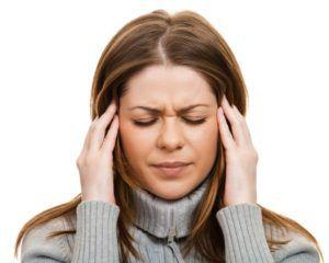 Низкое давление, болит голова
