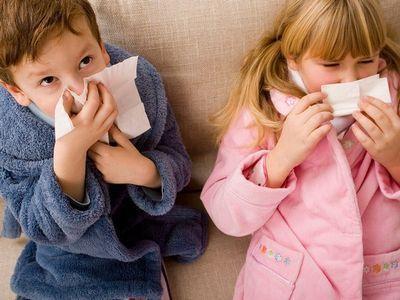Как вылечить насморк ребенку 4 года в домашних условиях