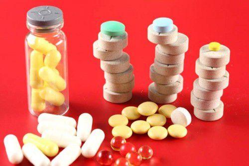 Список названий препаратов от низкого давления ...