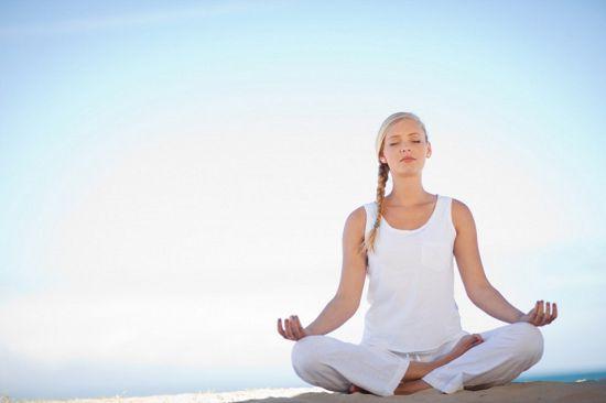 Йога от повышенного давления