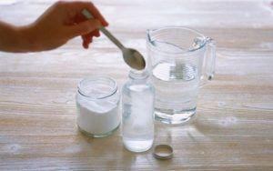Сода при цистите