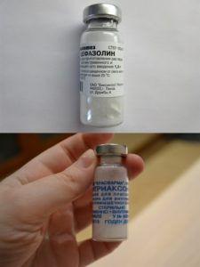 Цефазолин или Цефтриаксон: что лучше?