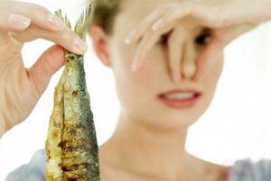 Моча пахнет рыбой