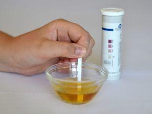 Лечебная и профилактическая диета при ацетоне в моче у детей