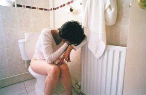 Затрудненное мочеиспускание у женщин