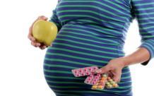 Витамины для зачатия ребенка