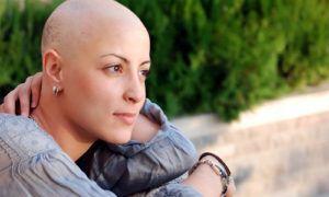 Химиотерапия синего цвета
