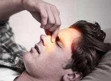 Рак носа и носовых пазух