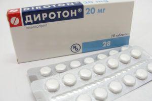 Изображение - Таблетки от давления диротон Diroton-300x200
