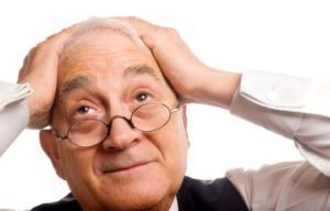 Болезнь Альгеймера - причины