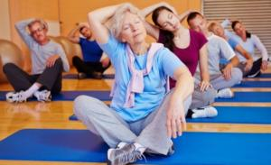 ЛФК при Паркинсоне: упражнения