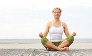 Йога для успокоения нервов