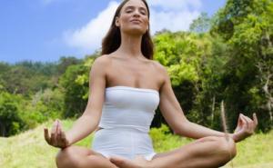 Йога для успокоения