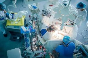 Операция и наркоз при Паркинсоне