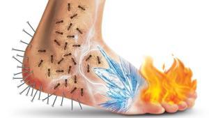 Полиневриты и их симптомы