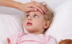 Симптомы энцефалита у детей