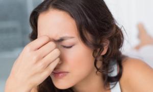 Кластерная мигрень: симптомы и причины
