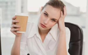 Кофе при мигрени