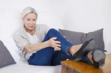 Подергивание мышц рук и ног