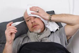 Последствия и осложнения энцефалита