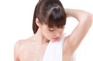 Гипергидроз: симптомы и лечение