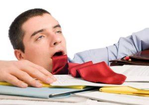 Хроническая усталость и ее причины