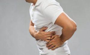 Боли в подреберье: симптомы
