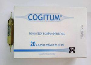 Инструкция к препарату Когнитум