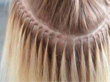 Различные технологии наращивания волос