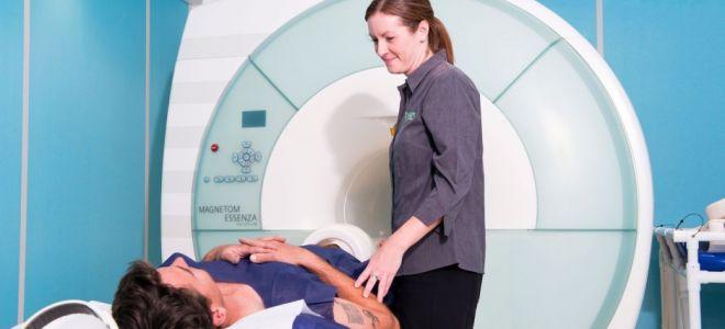 Что необходимо сделать пациенту перед МРТ диагностикой позвоночника