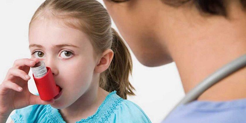 Контролируемости бронхиальной астмы у детей
